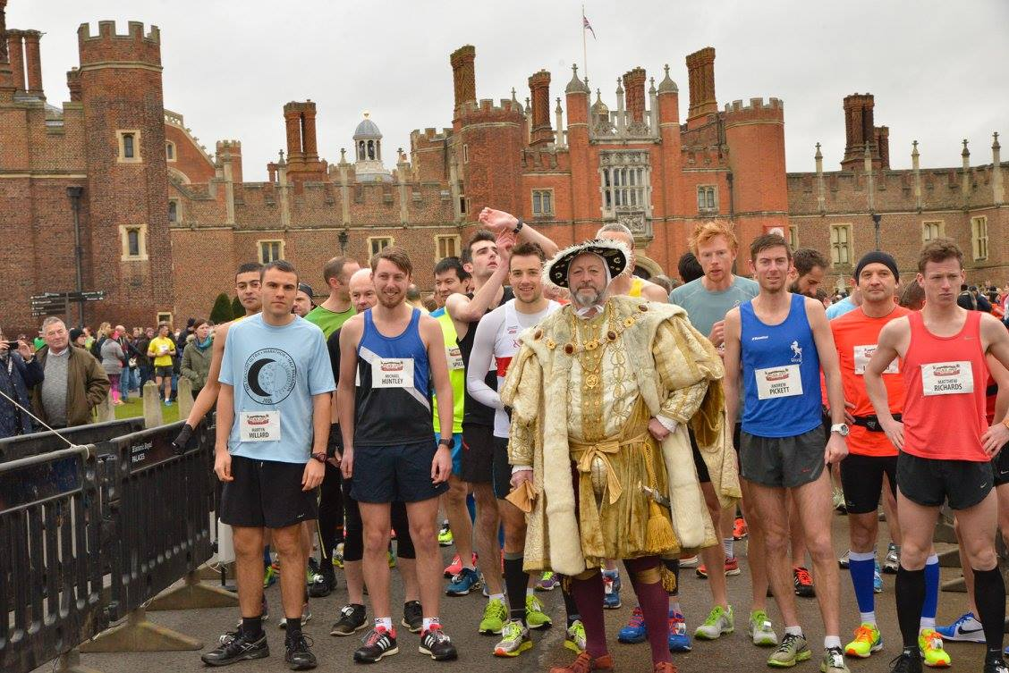 Henry VIII and runners