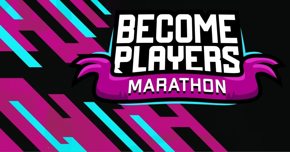 Become Players Marathon emblem